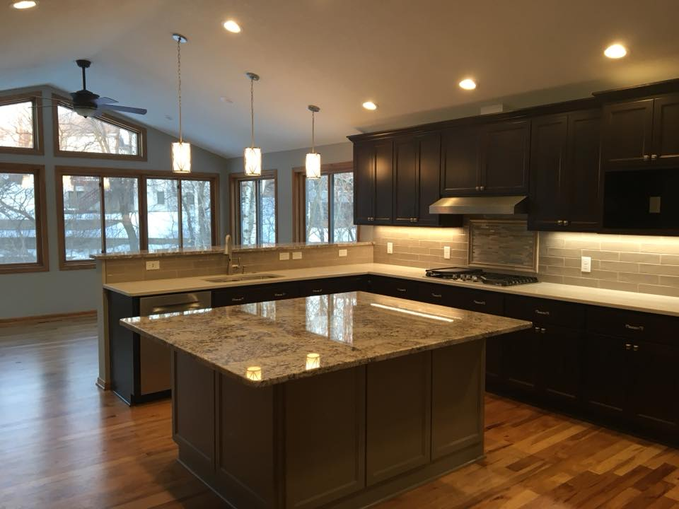 Kitchen remodel Apple Valley MN